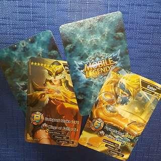 [Mobile Legend Cards]