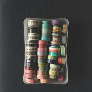 [CLEARANCE] Washi Tape sales BEST DESIGNS BEST PRICE