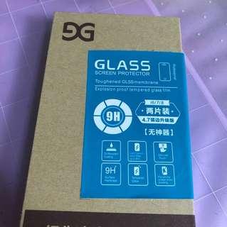 手機玻璃貼兩片裝