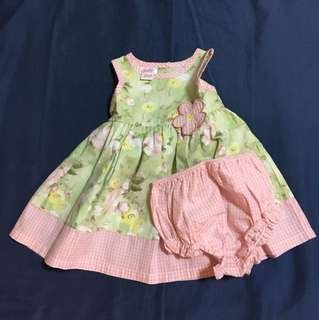 Pre-loved Dress - 6/9M
