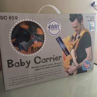 Baby carrier off 50%