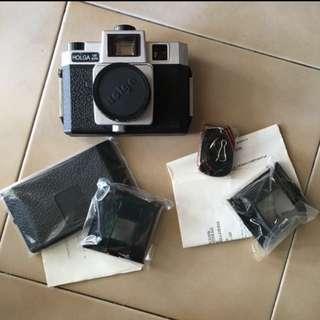 Lomo Holga Film Camera