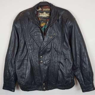 [Mitty's] 古著 皮衣外套 XL