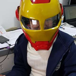 Iron Man helmet XL