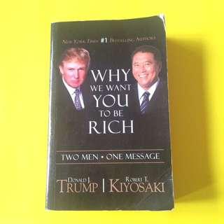 Trump and Kiyosaki