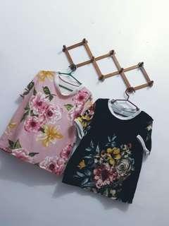 Floral Shirt Bundle