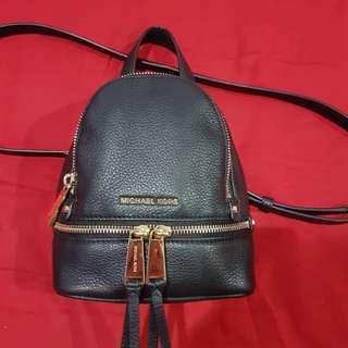 Michael Kors Rhea backpack size S