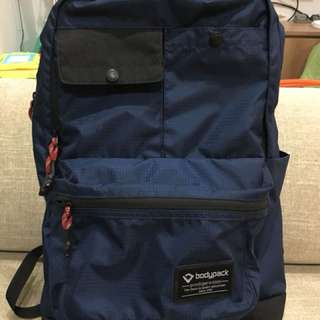 Tas ransel laptop bodypack prodigers series