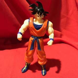 DragonBall Z Super Battle Collection Vol. 1: Son Goku  1996  #vintage #dbz #original