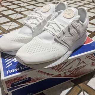 New Balance 247 Breathe Pack (White)