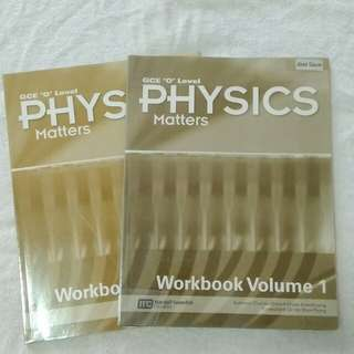 GCE O LEVEL PHYSICS WORKBOOK