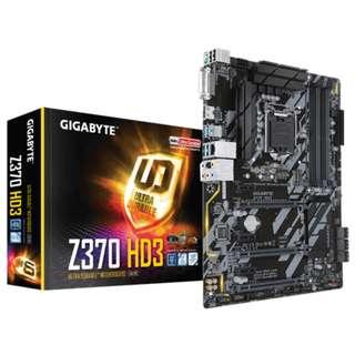 Gigabyte Z370 HD3
