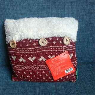 星巴克耶誕抱枕