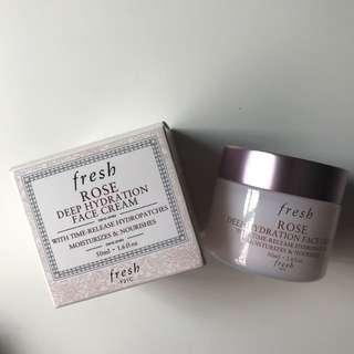 Fresh Deep Hydration Face Cream