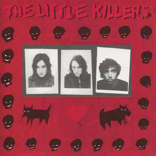 The Little Killers cd