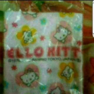 In Stock Sanrio Hello Kitty Hand Face Towel 28cm X  32 CM