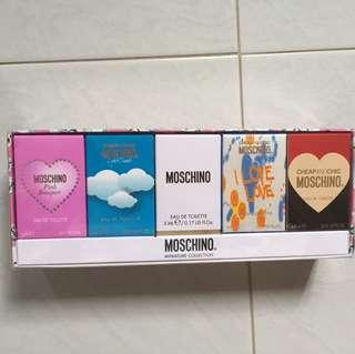 Moschino perfume gift set valentine
