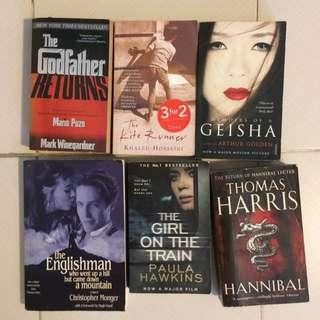 Movie novels