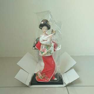 Japanese Doll from Kyoto
