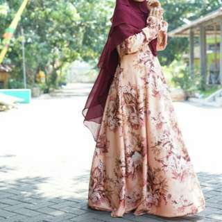 Gamis quincy