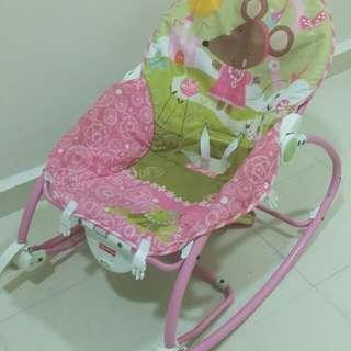Fisher Price Baby Bauncer