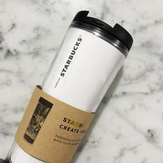 "Tumbler Starbucks ""Create Your Own"".. ORI!"