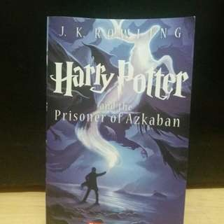 Harry Potter And The Prisoner in Azkaban