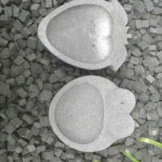Cobek karakter batu asli