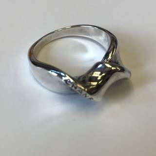 Chanel 925 Silver Ring