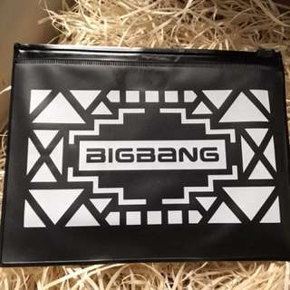 BigBang Note Book and case