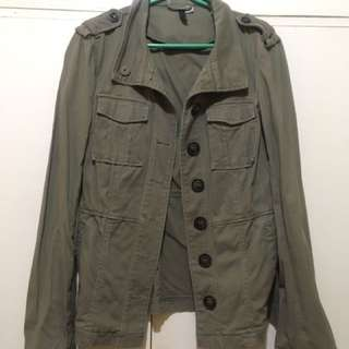 H&M Army Jacket