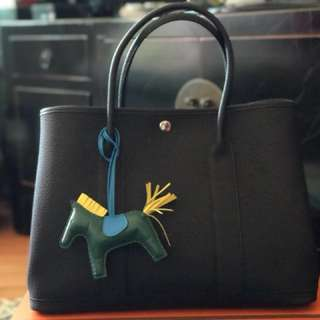 Hermès SAC GARDEN PARTY 36 (limited edition)