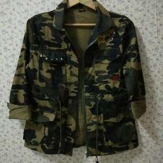 jaket army