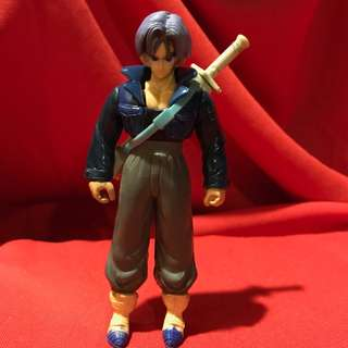 DragonBall Z Super Battle Collection Vol. 5: Trunks  #vintage #dbz #original 1990s