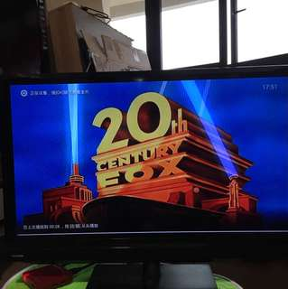 LED tv Free Delivery (1 month warranty)
