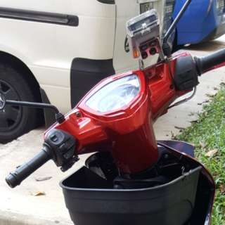 IU Unit (For Bike)
