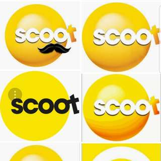 Scoot Airline S$80 voucher @ 10% Discount