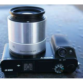 Sigma 60mm f/2.8 DN For Sony Mirrorless