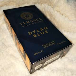 Versace Dylan Blue EDT for Men 100ml