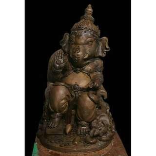 "Preorder Rooplor Ganesha ""Roon Saweisuk Panlarn"" by Wat Pah Arjiang, Surin"
