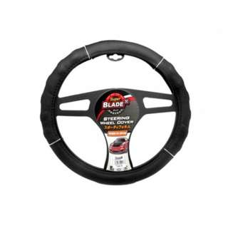 Blade AN8912 Steering Wheel Cover (Black)