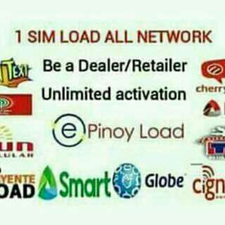 One Sim Load All Networks
