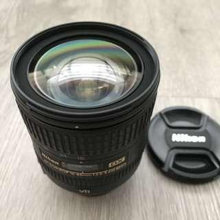 Nikkor 16-85mm f/3.5-5.6G ED VR