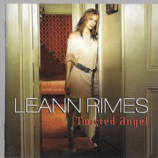 MY CD - LE ANN RIMES - TWISTED ANGEL-/FREE DELIVERY BY SINGPOST.(W6C)