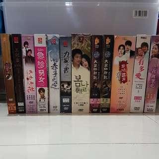 Korean Drama DVDs