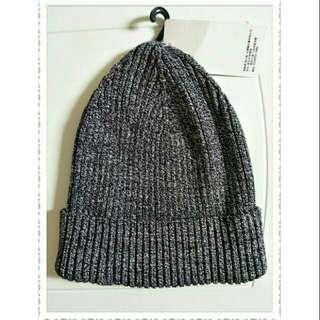UIQLO經典混色質感針織毛帽/針織帽