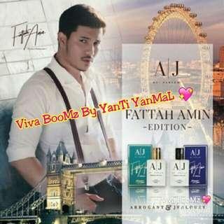 Fattah Amin Perfumes