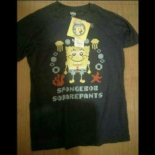全新spongebob tee
