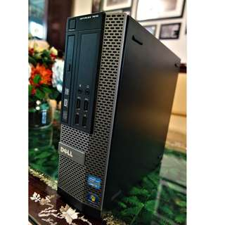 Dell Optiplex 790 (small form Factor)
