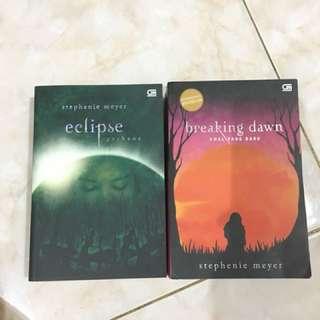 Twilight Saga Bundle Best Deal (Eclipse and Breaking Dawn)